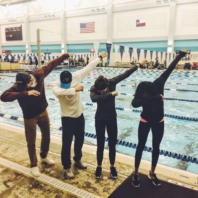 Dabbing with SwimMAC Elite